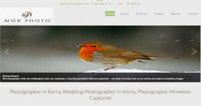 Wedding Landscape and events Photography Kerry
