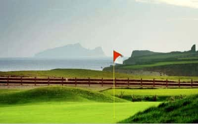 Golf and Sports Clubs Websites Design Kerry
