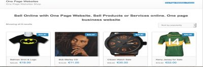 Pinguis ecommerce website design shop