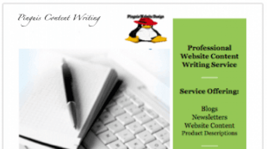 Content Writing Service in Ireland