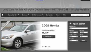 Car Sales Website Designer