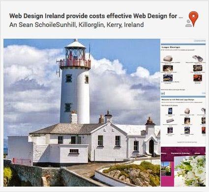 Google Plus Website Design