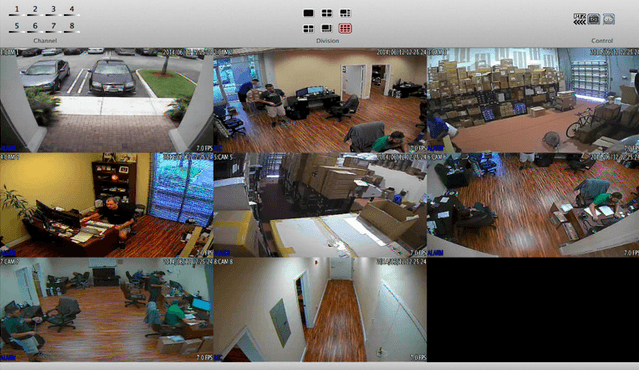 IP Surveillance CCTV Cameras