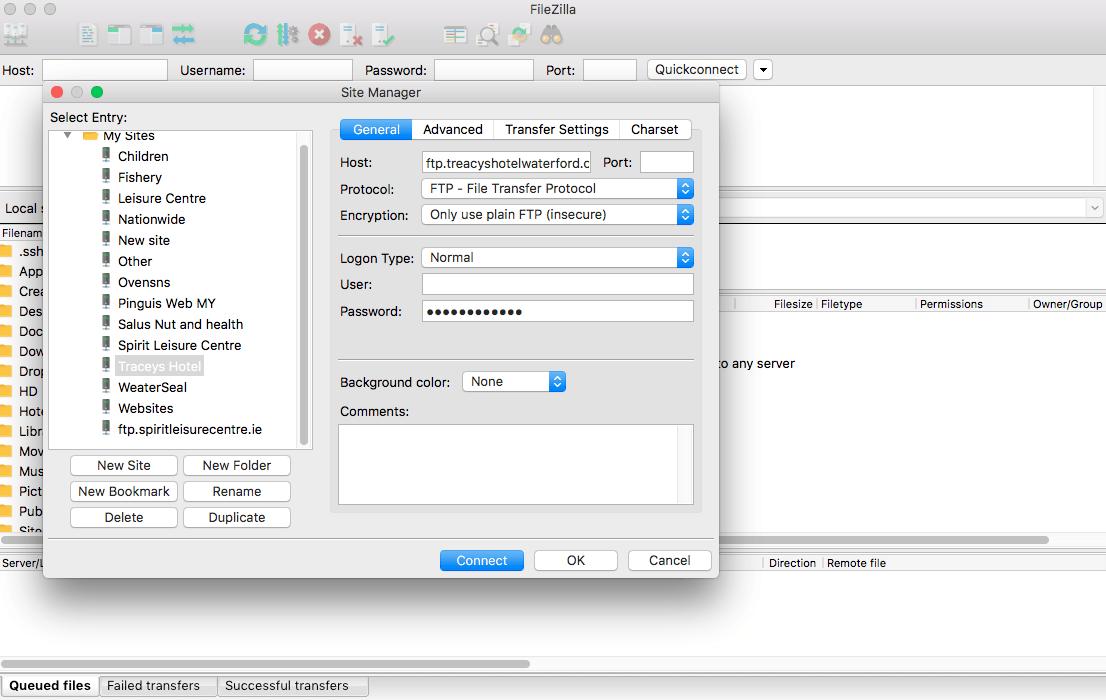 How to Setup FTP
