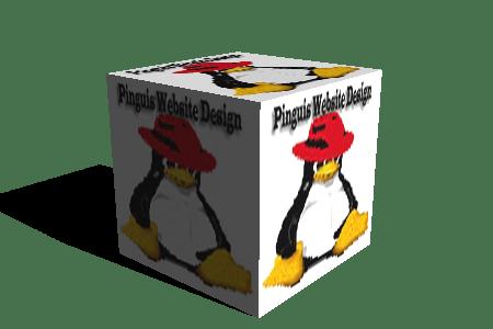 Pinguis Web - 3 D Graphic Design