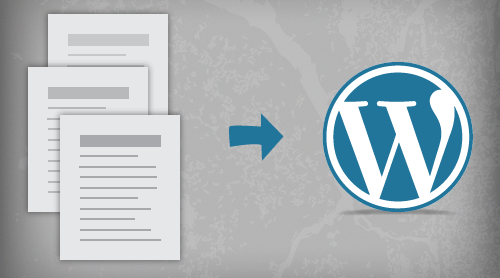 Websites Converted to WordPress in Kerry.