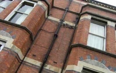 Gutter Fascia Soffit Downpipe repairs in Dublin